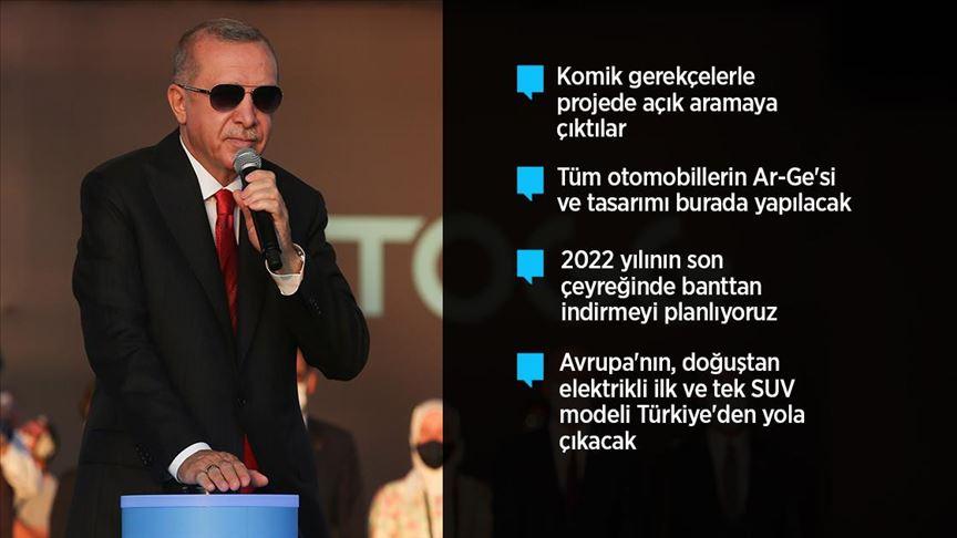 Türkiye'nin Otomobili ses getirdi