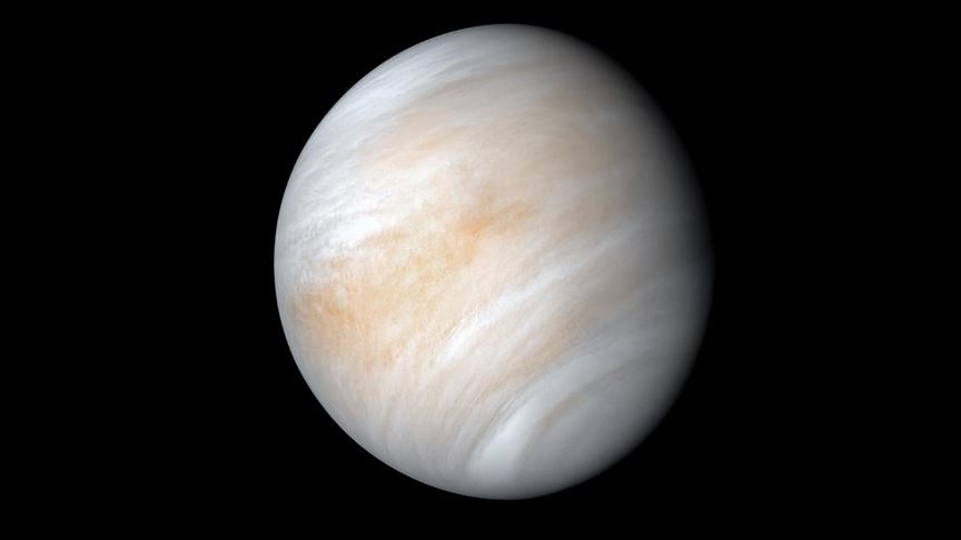 Venüs'te yaşam