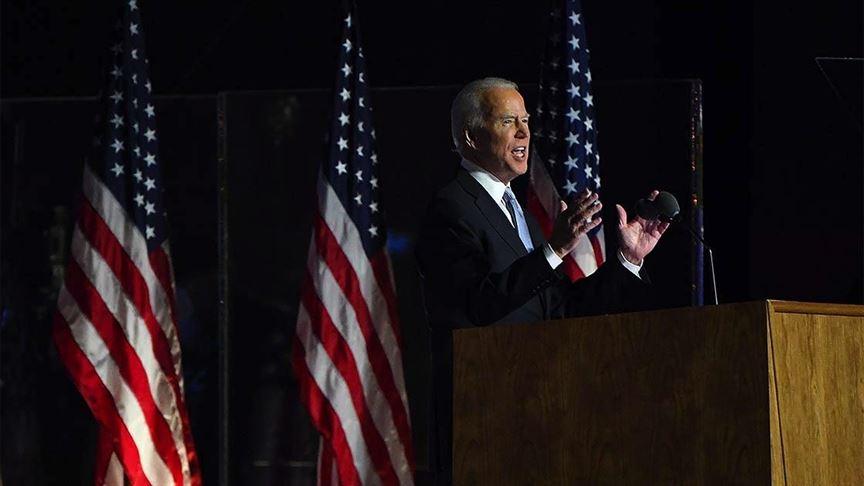 Yeni Başkan Joe Biden