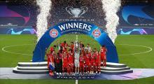 Şampiyon Bayern Münih