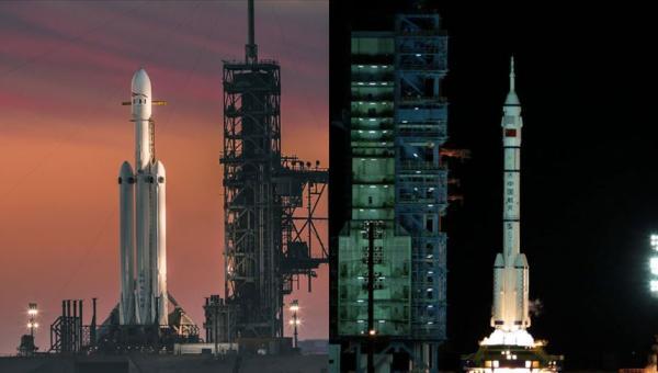 ABD-Çin rekabeti uzaya