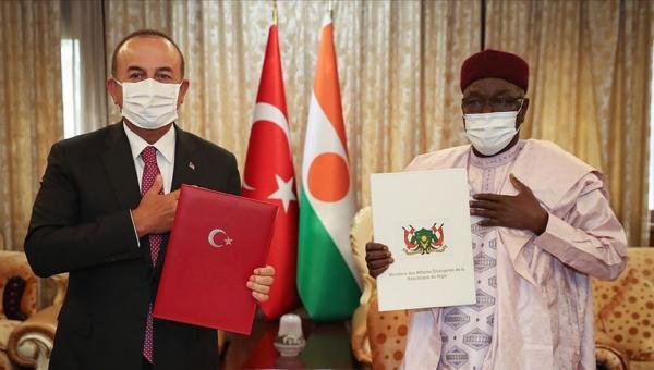 Afrika'da Türkiye
