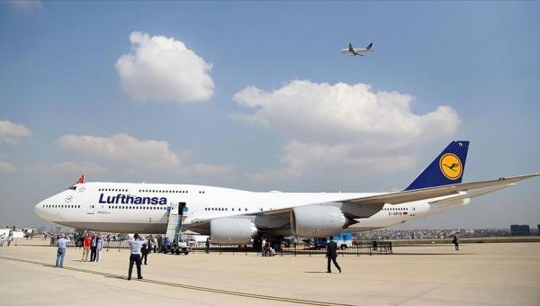Lufthansa'ya devlet yardımı