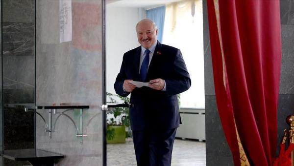 Almanya, Lukaşenko'yu tanımıyor