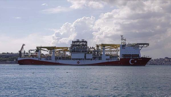 Türkiye'nin doğalgaz keşfi