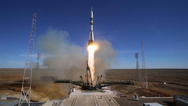 Soyuz MS-17 uzada
